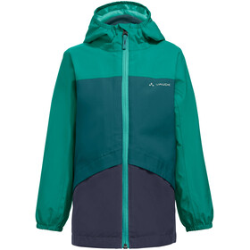 VAUDE Escape 3in1 Jacket Kids peacock
